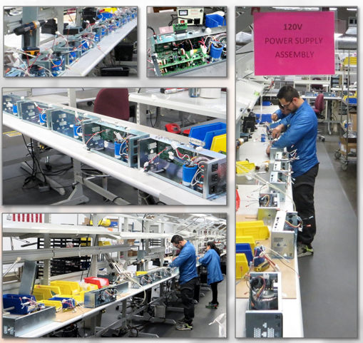 VMA provides Power Supply Assembles to your specifications