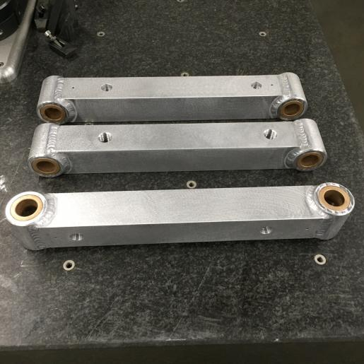 Machined Weldments