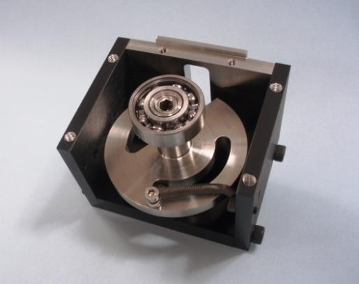 Docking latch mechanism (Milling, Turning, Assembly)