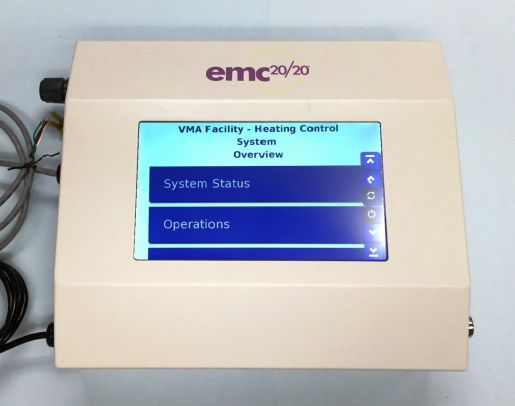 emc2020 Energy Management Controller