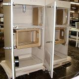 Complete fabrication of radar system cabinets for the FAA