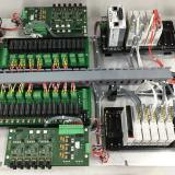 Custom Assembled Electronic Panel (Fabricated, wired, and tested)