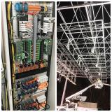 An example of our integration. For this project we supplied the frame weldments as well as the electronic assemblies.