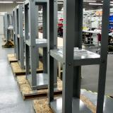 Transformer rack assemblies manufactured at VMA